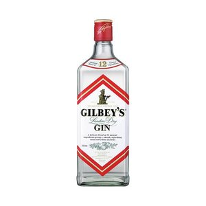 Gilbey's Gin ABV: 40%