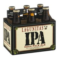 Lagunitas IPA ABV: 6.2% Bottle 12 fl oz 6-Pack
