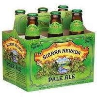 Sierra Nevada Pale Ale ABV: 5.6% Bottle 12 fl oz
