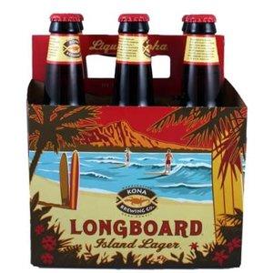 Longboard Island Lager ABV: 4.6% Bottle 12 fl oz 6-Pack