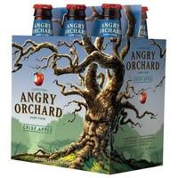 Angry Orchard Crisp Apple Cider ABV: 5% Bottle 12 fl oz 6-Pack