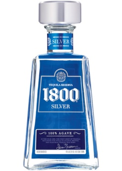 1800 Tequila ABV: 40%