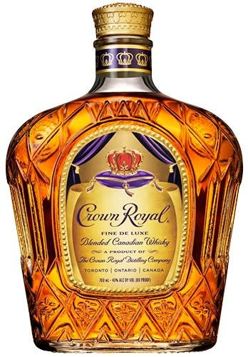 Crown Royal Canadian Whiskey