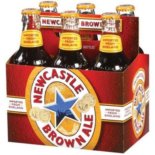 Newcastle Brown Ale ABV: 4.7% Bottle 12 fl oz