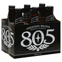 Firestone Walker 805 ABV: 4.7% Bottle 12 fl oz