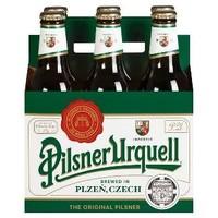 Pilsner Urquell Beer ABV: 4.4% 11.2 fl oz 6-Pack