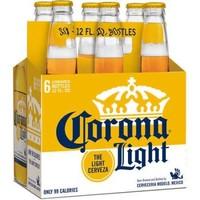 Corona Light ABV: 4.1% Bottle 12 fl oz