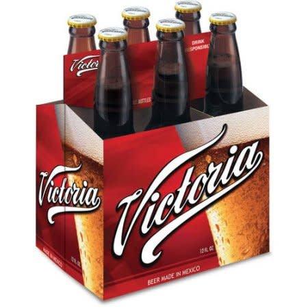 Victoria Beer Bottle ABV: 4% 12 fl oz