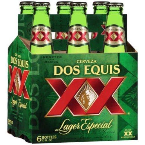 Dos Equis Lager ABV: 5% Bottle 12 fl oz