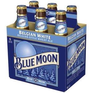 Blue Moon Belgian White ABV: 5.4%