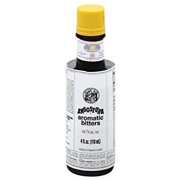 Angostura Bitters ABV: 44.7% 4 fl oz
