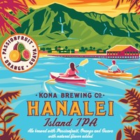 Hanalei Island IPA ABV: 4.5% Bottle 12 fl oz 6-Pack