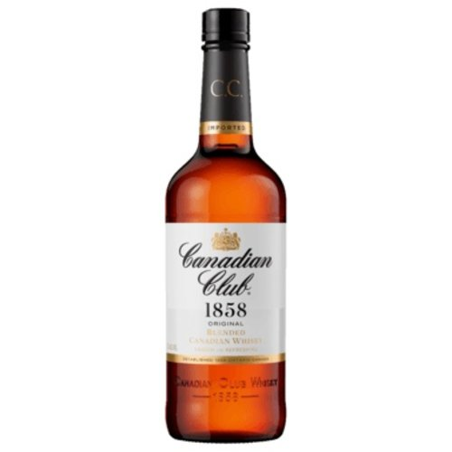 Canadian Club Whisky ABV: 40%