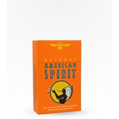 American Spirit Gold (Mellow)