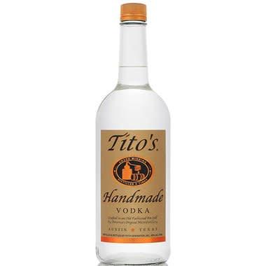 Tito's Vodka ABV: 40%