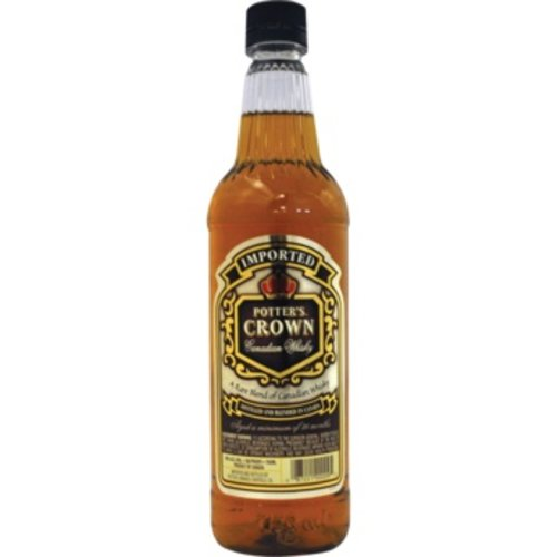 Potter's Whiskey ABV: 40% 750 mL