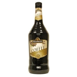 Hiram Walker Coffee Flavored Brandy ABV: 35% 750 mL