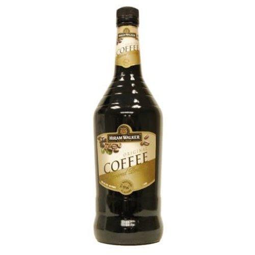 Hiram Walker Coffee Flavored Brandy ABV: 35% 750 mL