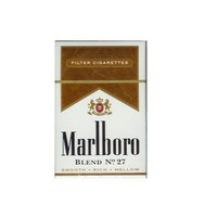 Marlboro Blend No. 27