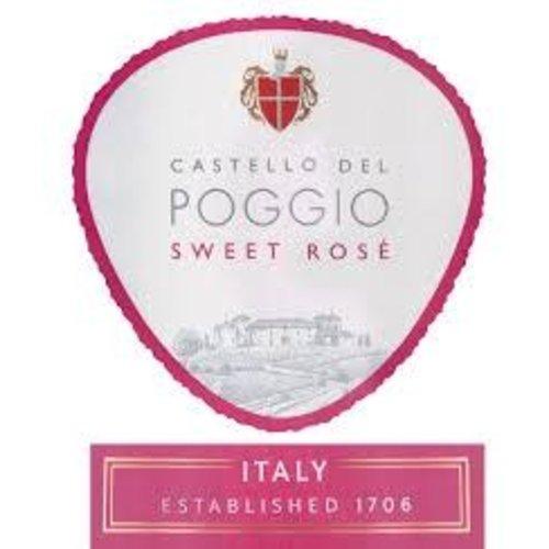 Castello Del Poggio 2016 Rosé ABV:7% 750 mL