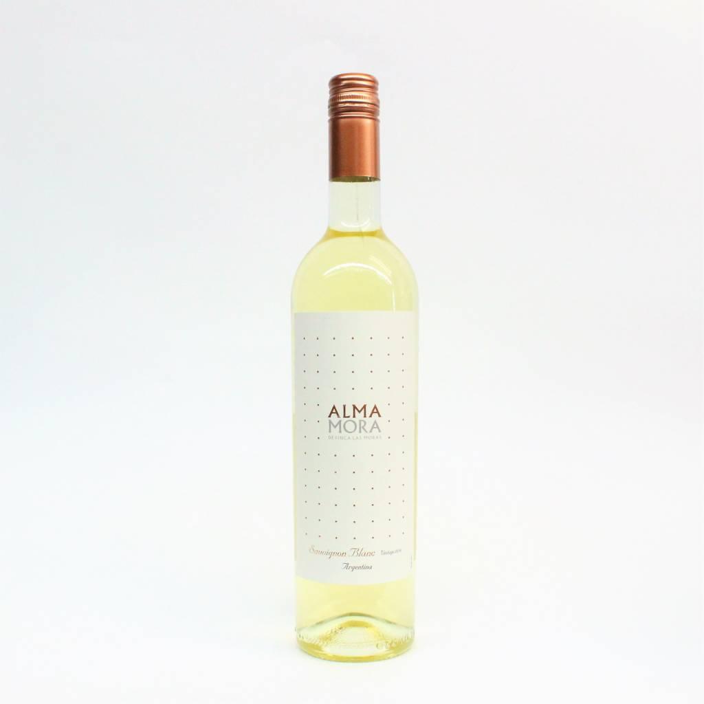 Alma Mora 2016 Sauvignon Blanc ABV: 12% 750 mL