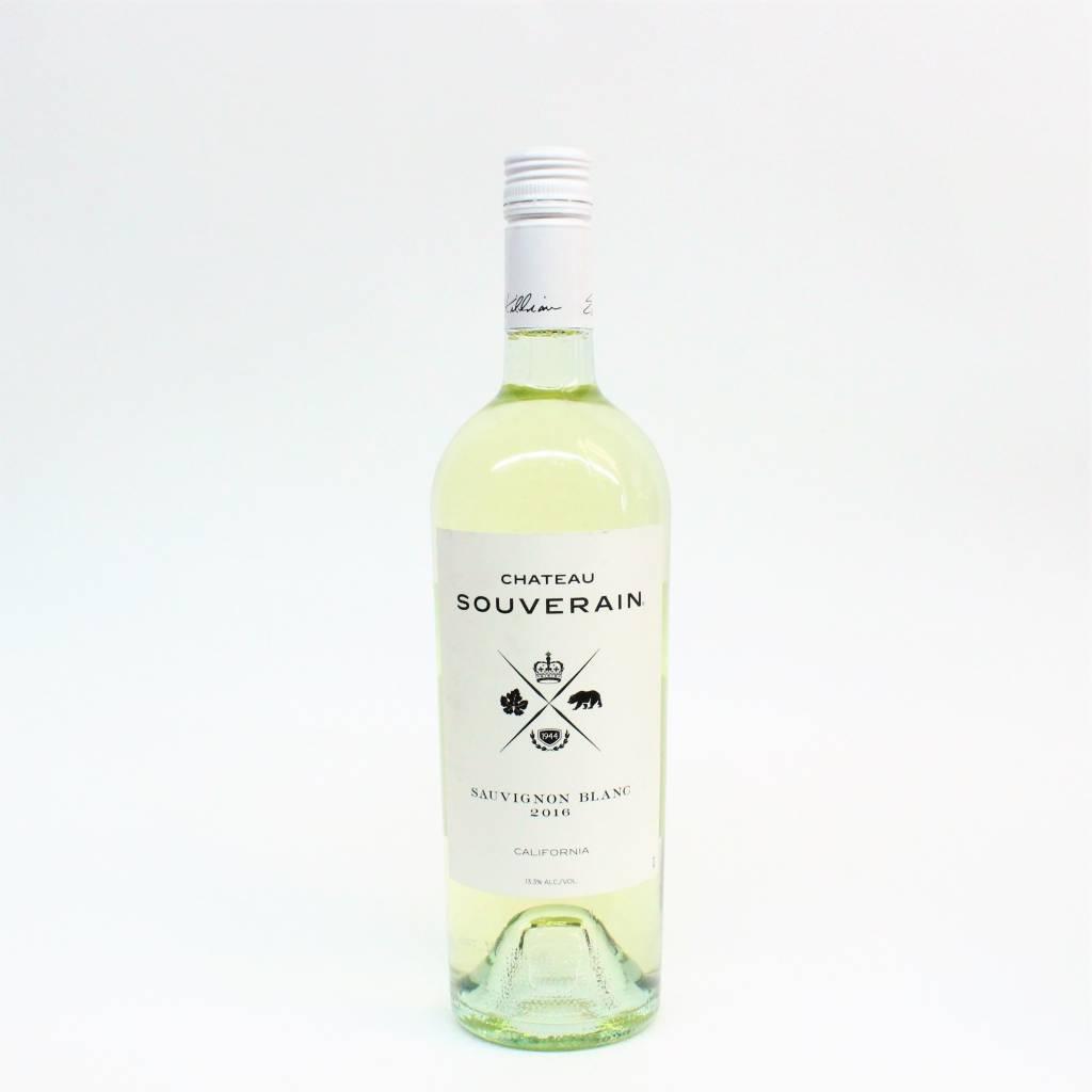 Chateau Souverain 2019 Sauvignon Blanc ABV: 13.3% 750 mL