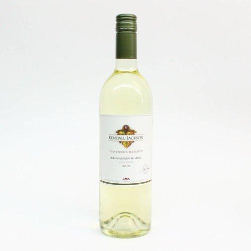 Kendall Jackson Vintner's Reserve 2018 Sauvignon Blanc ABV: 13.5% 750 mL
