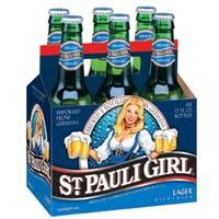 St. Pauli Girl Lager ABV: 5% Bottle 12 fl oz 6-Pack