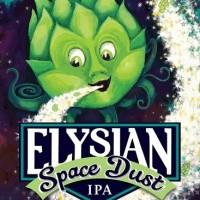 Elysian Space Dust IPA ABV: 8.2% Bottle 22 fl oz