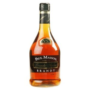 Paul Masson Brandy ABV: 40%