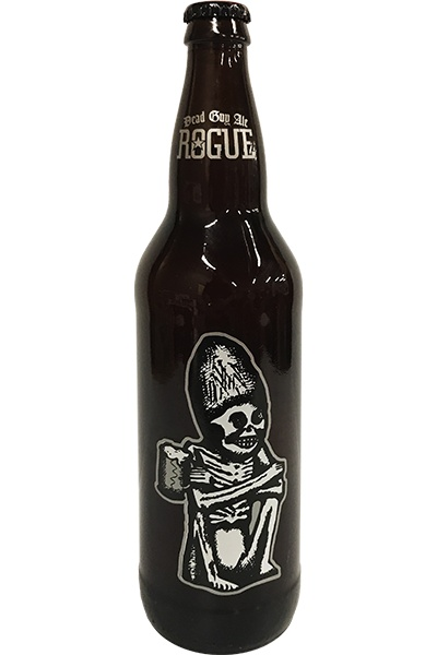 Rogue Dead Guy Ale ABV: 6.5% 22 fl oz