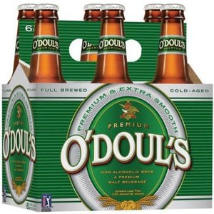O'Doul's Non-Alcoholic Beer ABV: 0.5% Bottle 12 fl oz 6-Pack