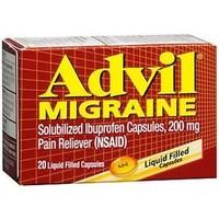 Advil Migraine Liqui-Gels 20 ct