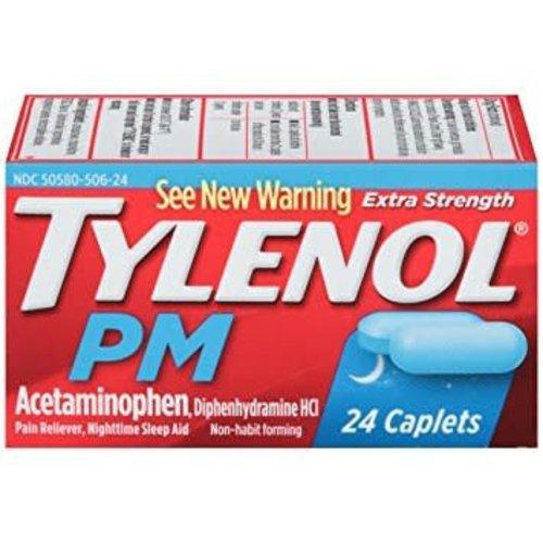 Tylenol PM 24 Caplets