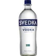 Svedka Vodka ABV: 40%