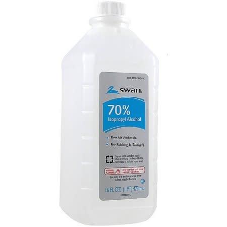Swan 70% Isopropyl Alcohol 32 fl oz