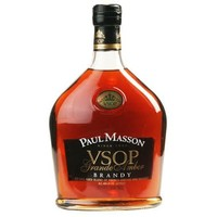 Paul Masson Brandy ABV: 40%