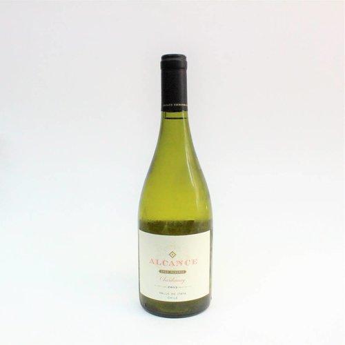 Alcance Gran Reserva 2015 Chardonnay ABV: 14.5% 750 mL