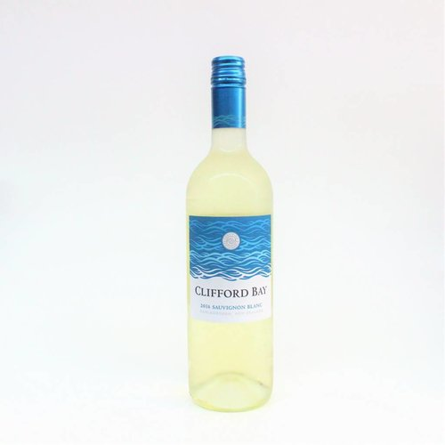Clifford Bay Marlborough 2019 Sauvignon Blanc ABV: 13% 750 mL