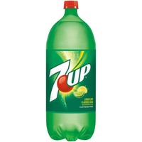 7 Up Soda 2 Liter