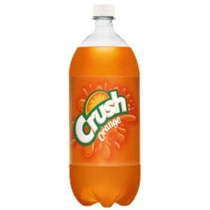Crush Orange Soda 2 L