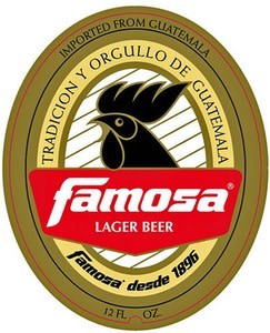 Famosa Beer ABV: 5% Can 24 fl oz