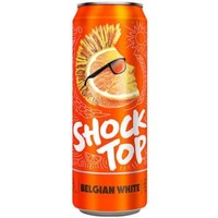 Shock Top Belgian White ABV: 5.2% Can 25 fl oz