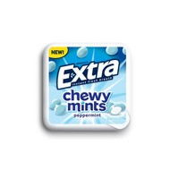 Extra Chewy Mints Peppermint 1.5 oz