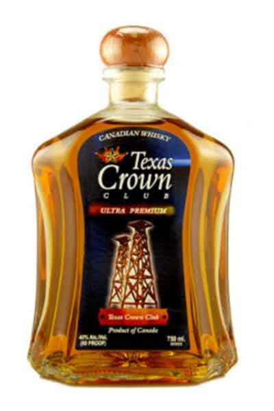 Texas Crown Club Whiskey ABV: 40% 50 mL