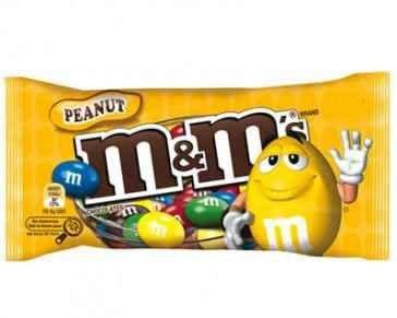 M&M's Peanut Candy Regular 1.74 oz