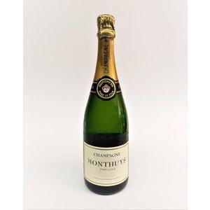Champagne Monthuys Pere et Fils Brut Reserve ABV: 12.5% 750 mL