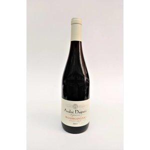 Andre Dupuis Bourgogne 2015 Pinot Noir ABV: 12.5% 750 mL