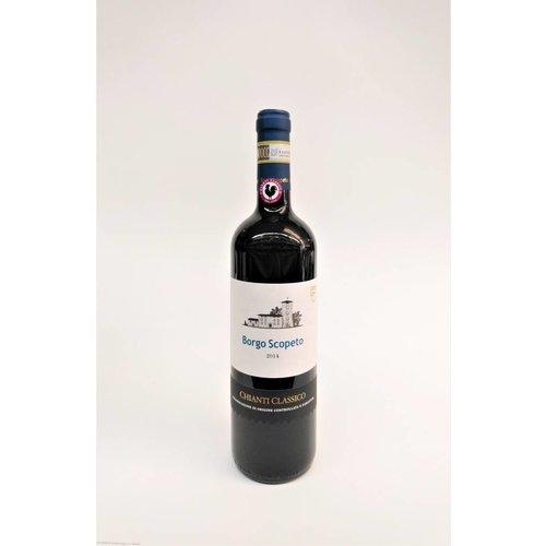 Borgo Scopeto 2014 Chianti Classico ABV: 13.5% 750 mL