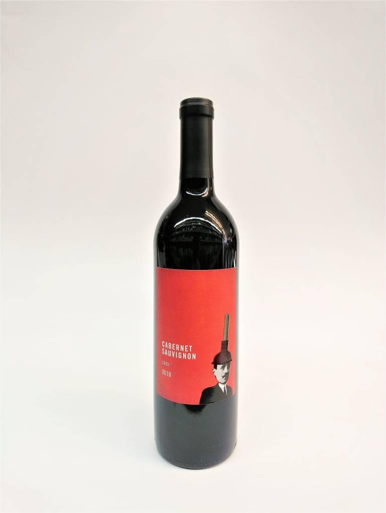 Plungerhead Lodi 2016 Cabernet Sauvignon ABV: 14.5% 750 mL